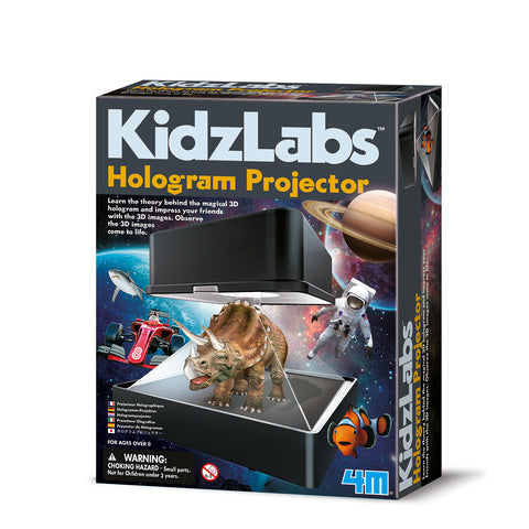 4M - Hologram Projector