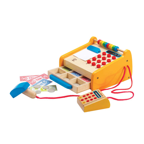 Hape - Fresh Food Market Cash Register