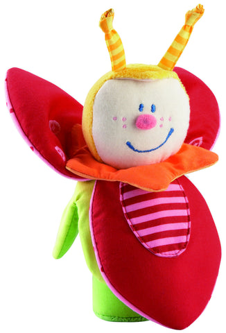 Haba - Clutching Toy- Beetle Trixie
