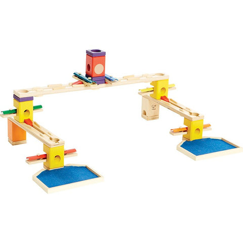 Hape - Quadrilla - Music Motion Marble Run