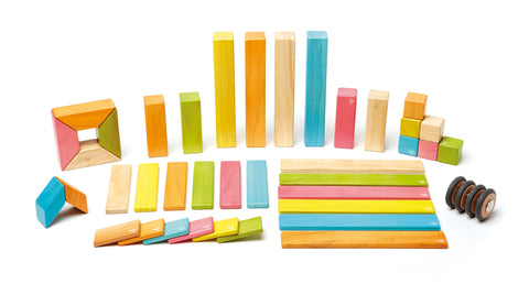 Tegu - Tints - 42 Piece