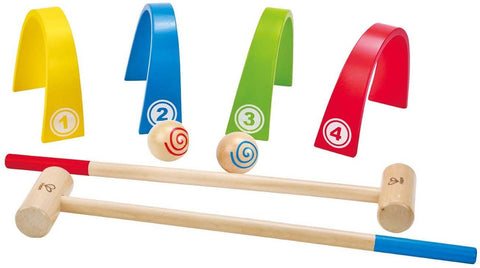 Hape - Colour Croquet