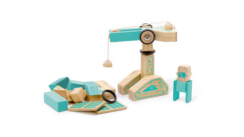 Tegu - Future Magnetron Solar Station - 32 Pieces
