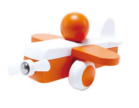 Hape - Sky Flyer Plane - Orange