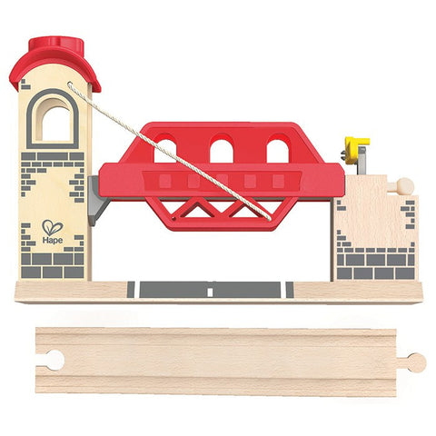 Hape - Lifting Rail Bridge