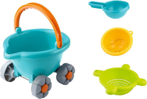 Haba - Sand Bucket Scooter