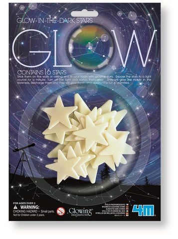 4M - Glow In The Dark - Stars