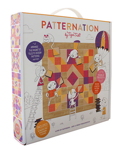 Tiger Tribe - Patternation Activity Set
