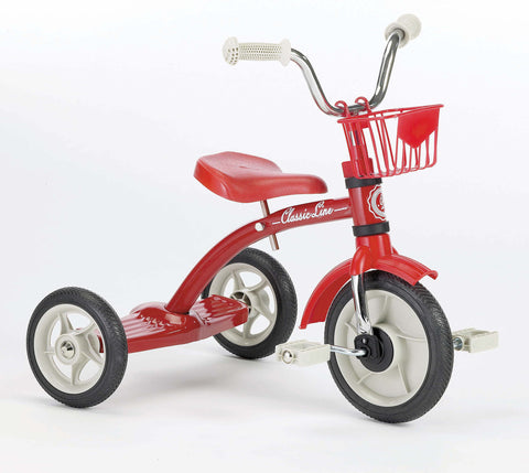 Italtrike - Classic Super Lucy Bike - Red