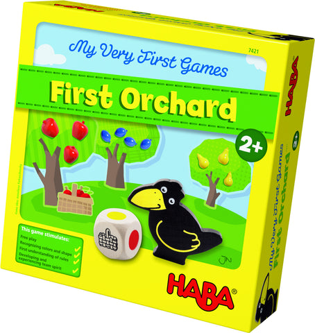 Haba - My Very First Game - First Orchard