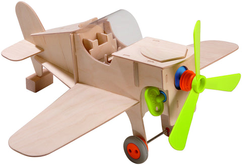 Haba - Terra Kids Assembly Kit - Airplane