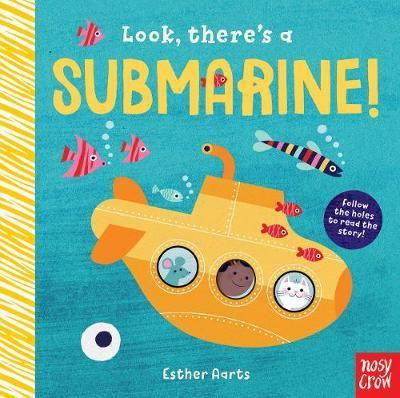 Book - Look, There's a Submarine