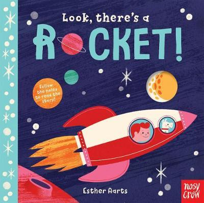 Book - Look, There's a Rocket