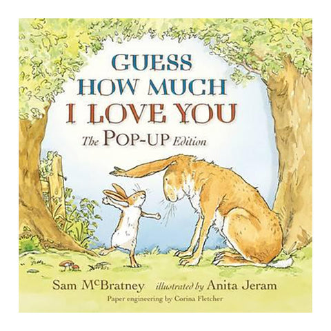 Book - Guess How Much I Love You (Pop-Up)