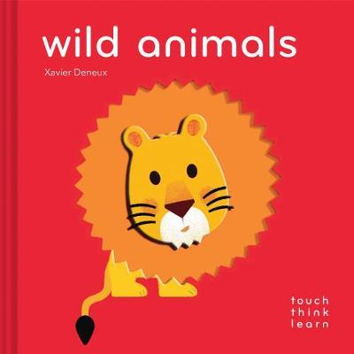 Book - TouchThinkLearn Wild Animals