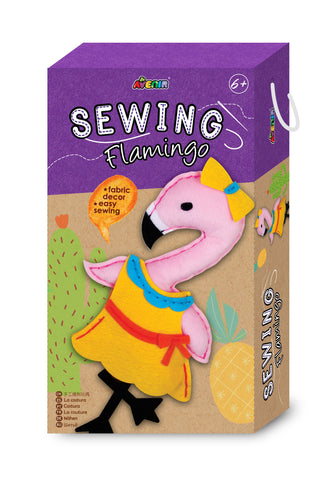 Avenir - Sewing - Flamingo