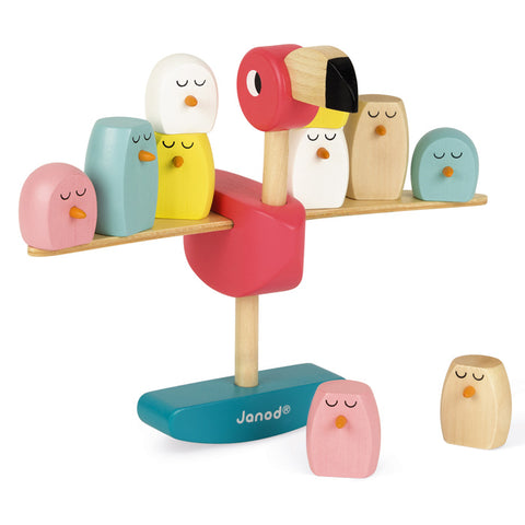 Janod - Balancing Flamingo Game