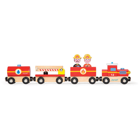 Janod - Firefighter Train