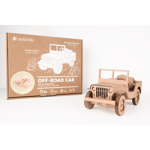 Leolandia - Willy's Jeep - 22cm