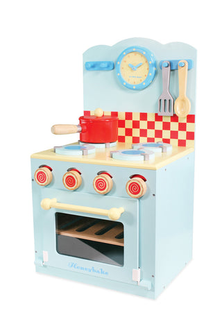 Le Toy Van - Oven & Hob Set - Blue