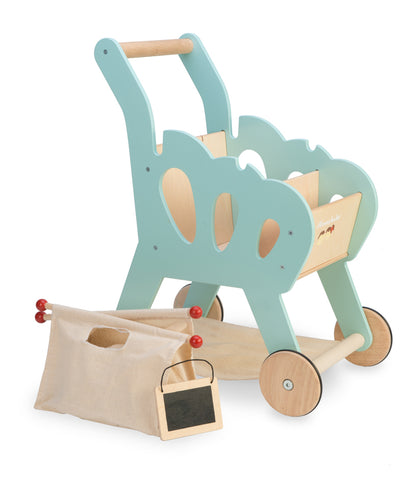 Le Toy Van - Shopping Trolley with Bag