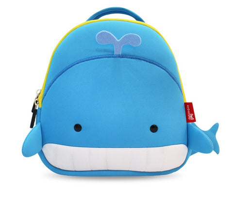 Nohoo - Whale Backpack