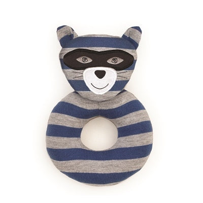 Apple Park - Robbie Raccoon Organic Rattle