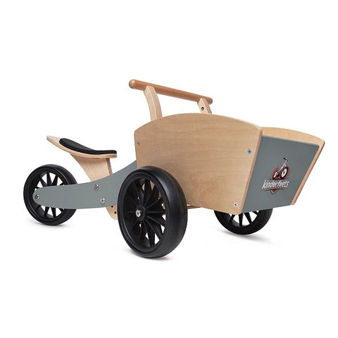 Kinderfeets - Cargo Trike - Speed Grey