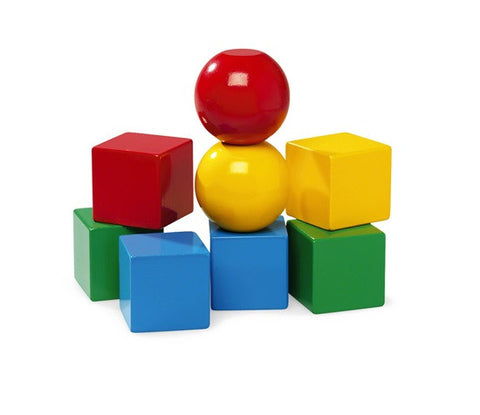 Brio - Magnetic Wooden Building Blocks