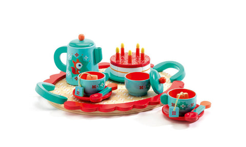 Djeco - Fox's Tea Party Set