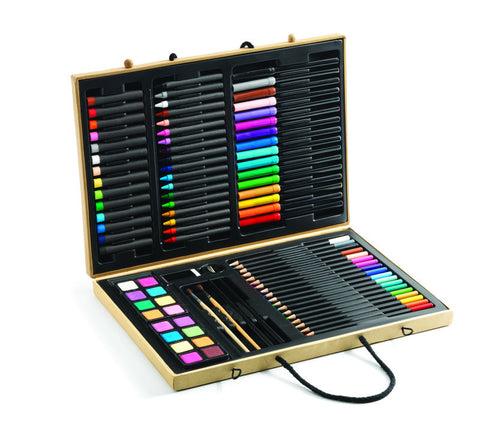 Djeco - Big Box of Colours Set