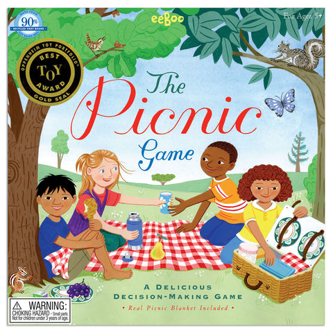 eeBoo - The Picnic Game