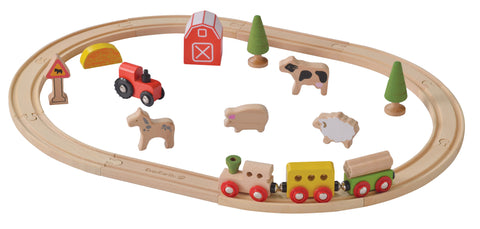 EverEarth - Farm Train Set