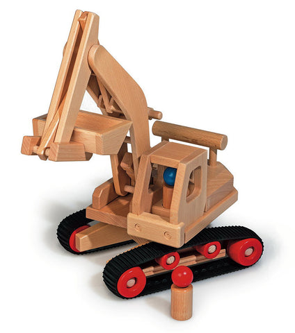 Fagus - Wooden Construction Excavator