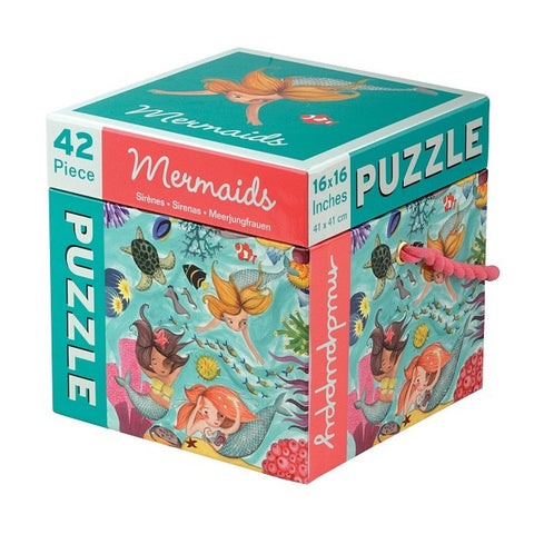 Mudpuppy - Puzzle - Mermaids