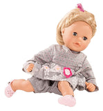 Gotz - Cosy Aquini Europe Doll (with Grey Outfit) - 33cm