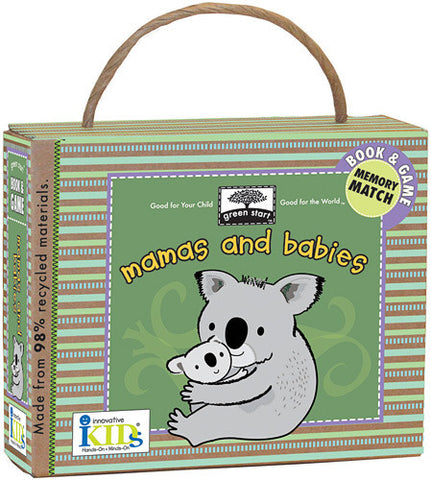 Green Start - Mamas and Babies Book