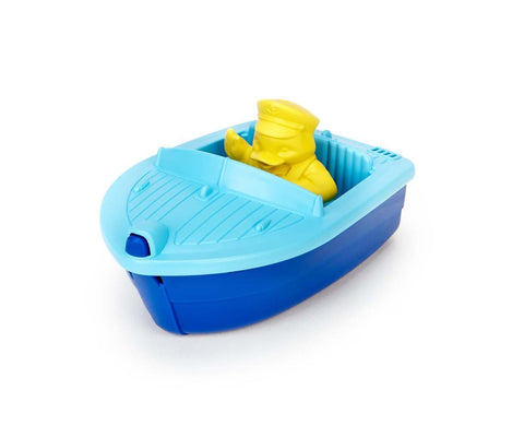 Green Toys - Speed Boat - Blue