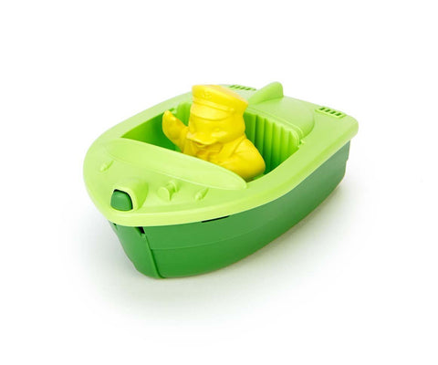 Green Toys - Speed Boat - Green