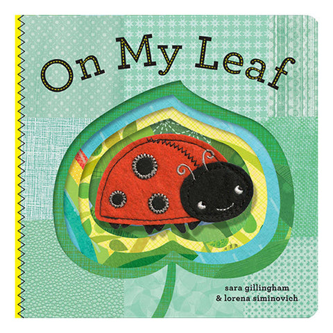 Book - On My Leaf
