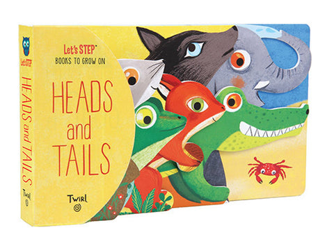 Book - Heads and Tails