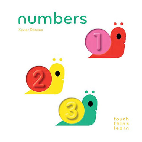 Book - TouchThinkLearn: Numbers