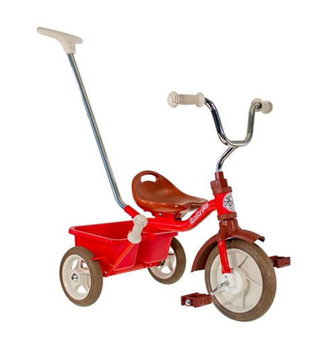 "Italtrike - Passenger Tricycle - Champion - RED (10"")"