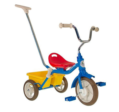 "Italtrike - Passenger Tricycle - Colorama - Blue (10"")"