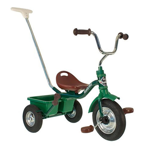 "Italtrike - Tricycle - Brooklands (with Pneumatic Tyres) - Green (12"")"