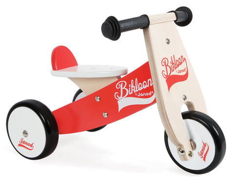 Janod - Bikloon Red Trike