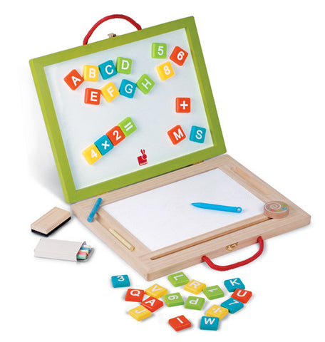 Janod - Magic Table Magnetic Drawing and Art Board