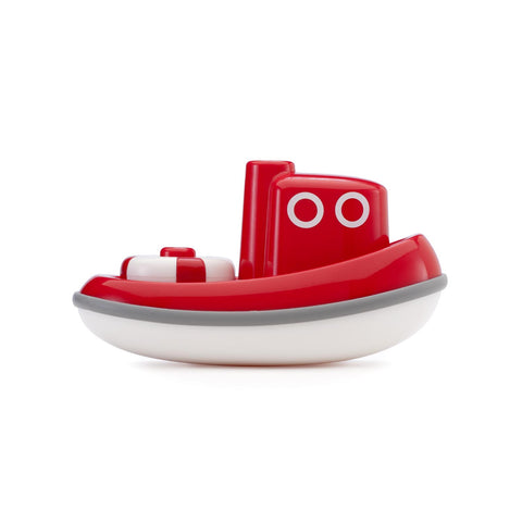 Kid O - Tug Boat - Red