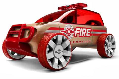 Automoblox - X9 Fire SUV