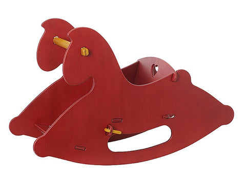 Moover - Rocking Horse - Red